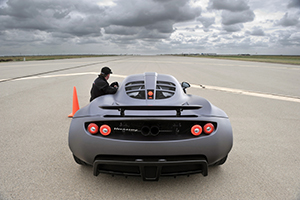 Hennessey Performance Venom GT Becomes the Fastest