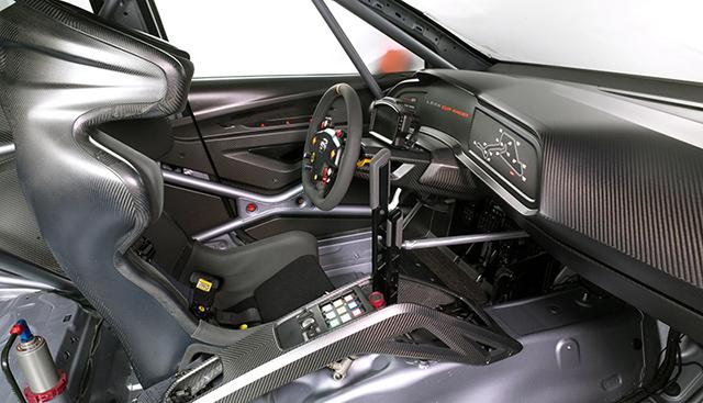 SEAT Leon Cup Interior