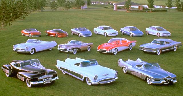 Buick 110 years