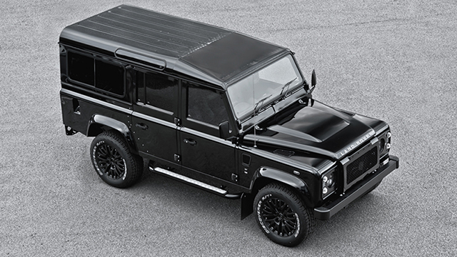 Land Rover Defender XS10