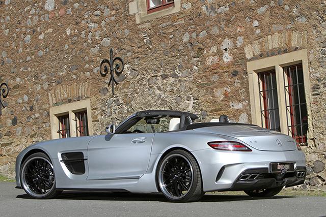 Inden Design SLS AMG Borrasca