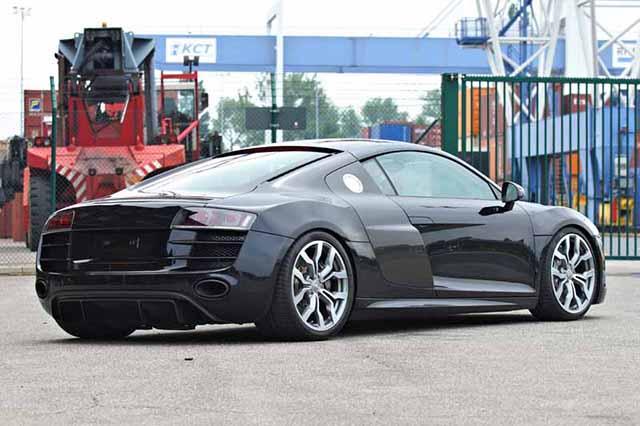 OK-Chiptuning Audi R8 5.2 Black Panther