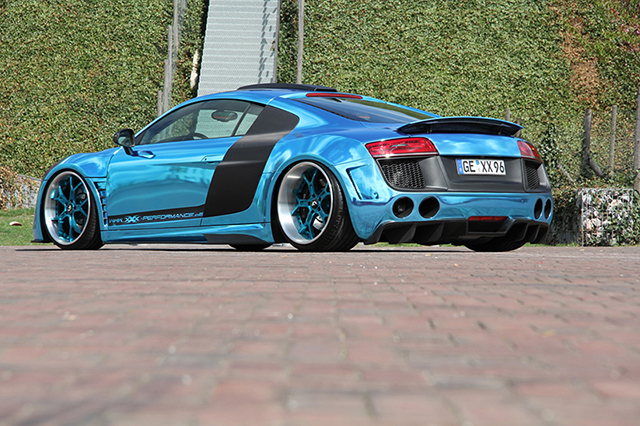 XXX-Performance Audi R8 5.2XXX-Performance Audi R8 5.2 widebody