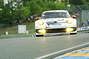 Porsche 2013 Le Mans