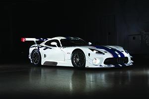 2013 SRT Viper GT3-R