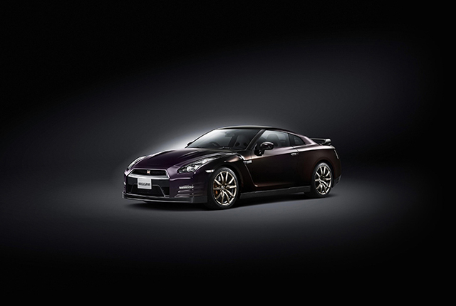 2014 GT-R Midnight Opal