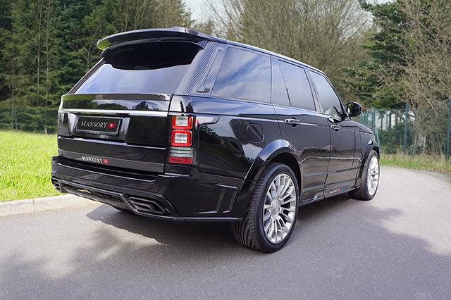 Mansory Range Rover Vogue VI