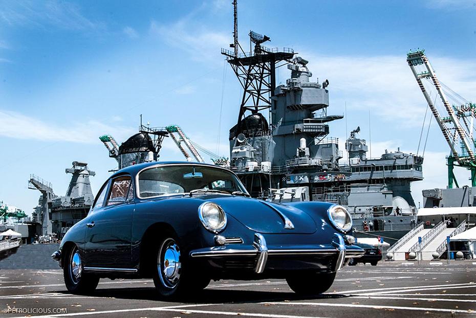 Million Mile Porsche 356C