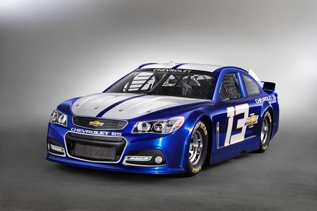 Chevy NASCAR