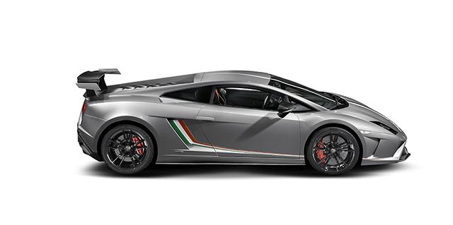 Racer For The Road Lamborghini Gallardo Lp 570 4 Squadra Corse