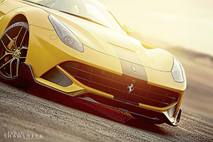 F12Berlinetta SIPA Middle East Edition