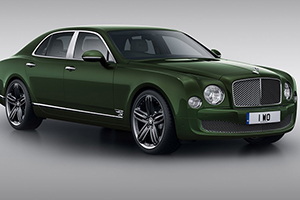 Bentley Muslanne Le Mans