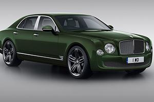 Bentley Muslanne Le Mans