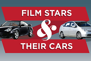 Check out the Stars and Their Cars in this Infographic