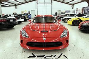 SRT Viper Collection