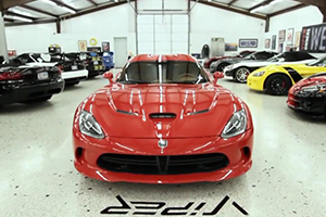 SRT Viper Collection
