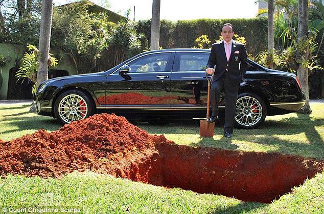 Count Scarpa Bentley Afterlife
