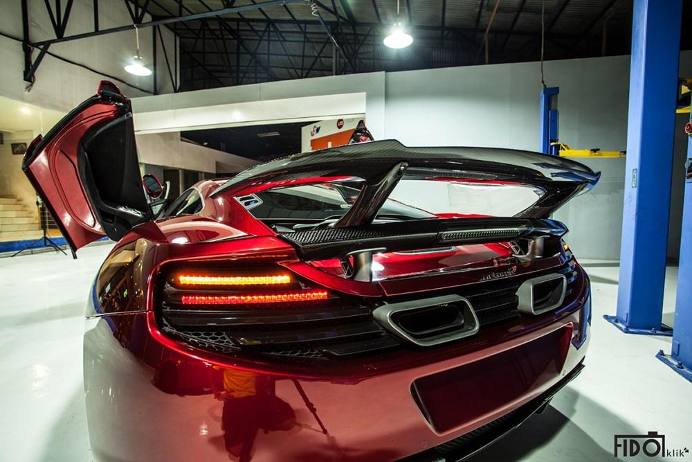 "DMC McLaren HS-12 ""Velocita SE"""