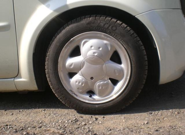 Teddy Bear Wheels