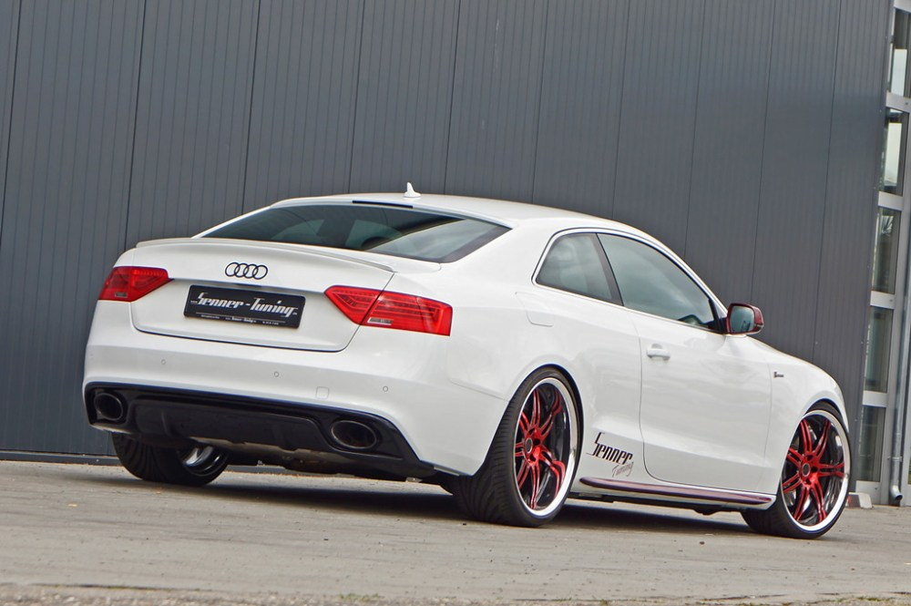Senner Tuning Audi S5 Facelift