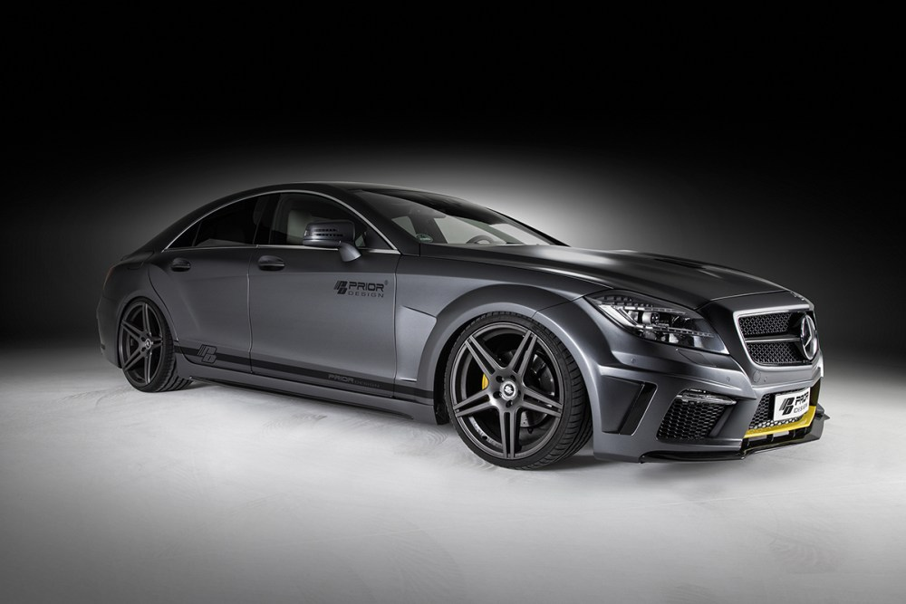 Prior Design PD550 Black Edition CLS