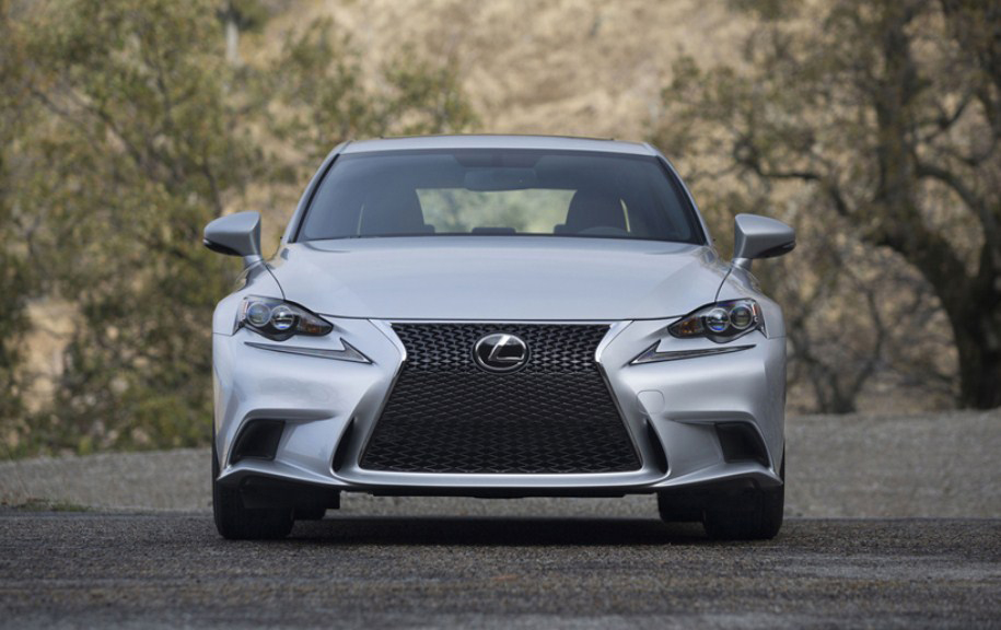 Lexus IS-350