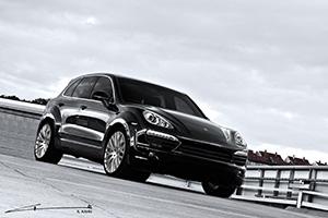A Kahn Design Porsche Cayenne 3.0 Diesel Super Sport Wide Track