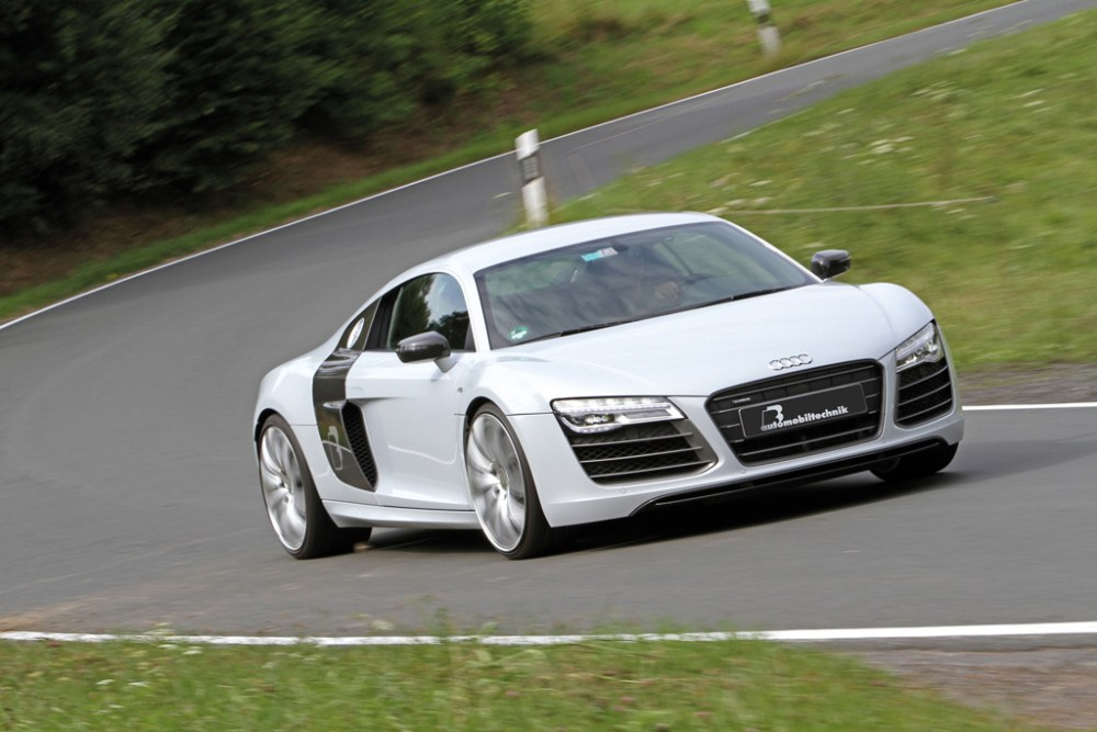 B&B Automobiltechnik Audi R8 V10 Plus