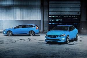 Volvo S60 and V60 Polestar