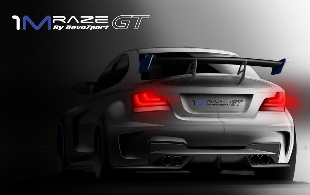 RevoZport BMW 1M Raze GT
