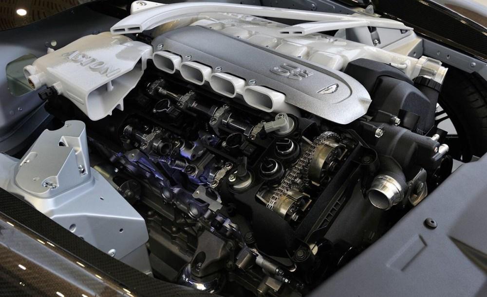 Aston Martin V-12