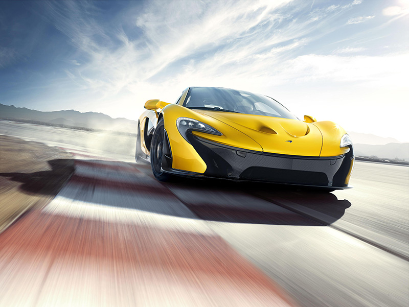 McLaren P1 Sold Out