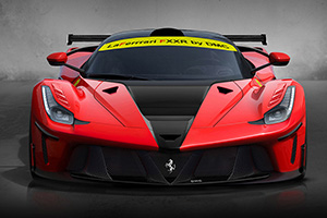 DMC Ferrari LaFerrari FXXR