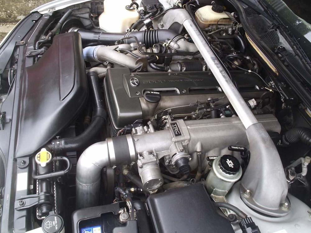 Toyota 2JZ-GTE