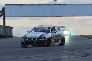 N1 Racing 2014 Lexus IS 250 AWD at 2013 25 Hours of Thunderhill