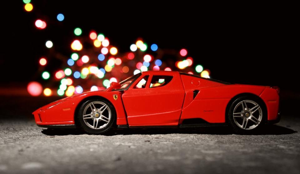 Enzo Toy Christmas by Lamboshane