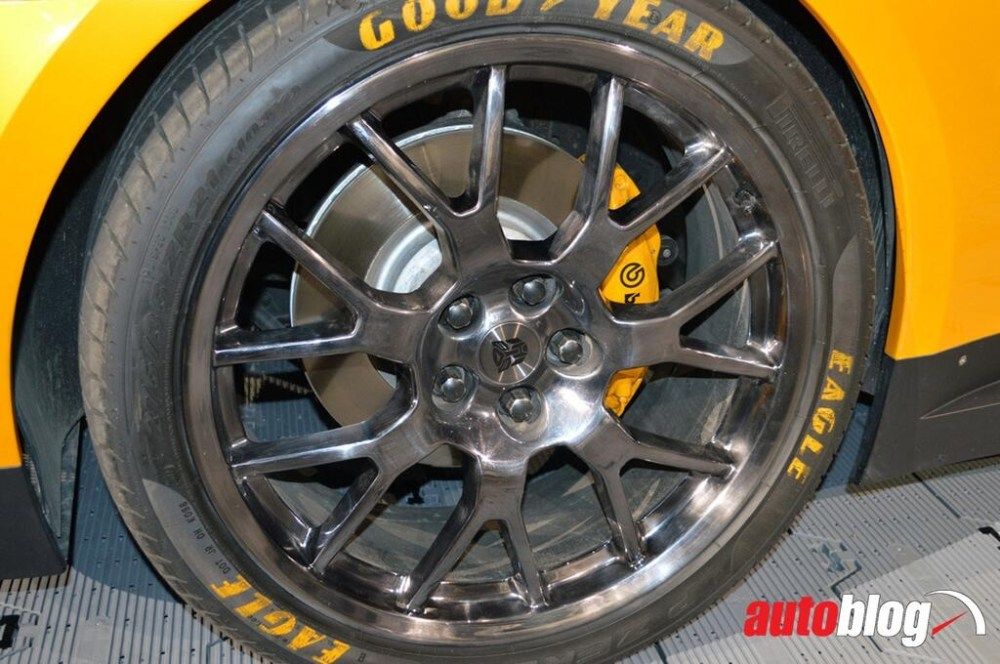 Dual Brand Tires