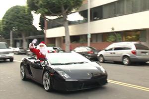 Lamborghini Santa