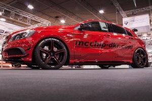McChip-DKR Mercedes-Benz A45 AMG