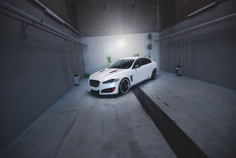 2M-Designs Jaguar XF