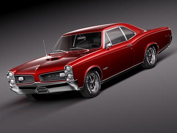 1964-69 Pontiac GTO