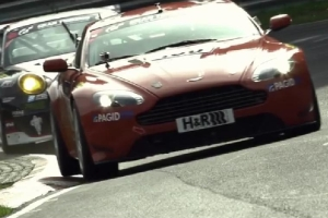 Aston Martin Race on the Nürburgring