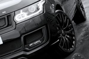 Range Rover 600-LE
