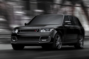 Range Rover 600LE