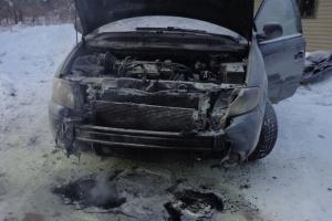 Van Charcoal Fire