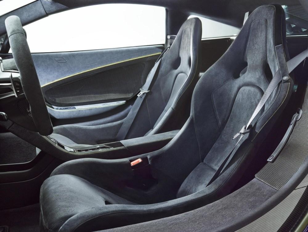 McLaren 650S Specifications