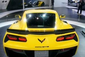Chevrolet Corvette at the Chicago Auto Show (11)