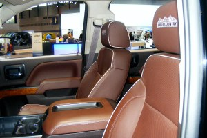 Chevrolet Silverado at the Chicago Auto Show (4)