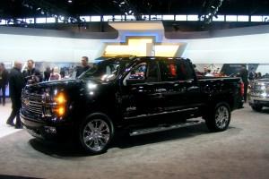 Chevrolet Silverado at the Chicago Auto Show (9)