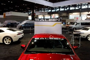 Saleen at the Chicago Auto Show 2014 (3)